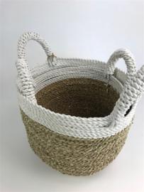 Guci Bowl Basket Mand Set 2, 25 h, doorsnee 25/20