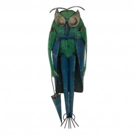 Owl standing L H100cm