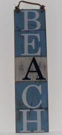 Beach Bord 13x51 cm