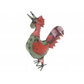 Rooster 32x7H37cm
