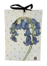 Geurzakje Wilde hyacint (lavendel) 17x11,5cm