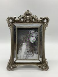 Fotolijst zilverkleurig