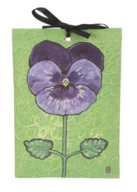 Geurzakje Viooltje (lavendel) 17x11,5cm