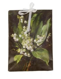 Geurzakje Lelie van Dalen (lelie van dalen) 17x11,5cm