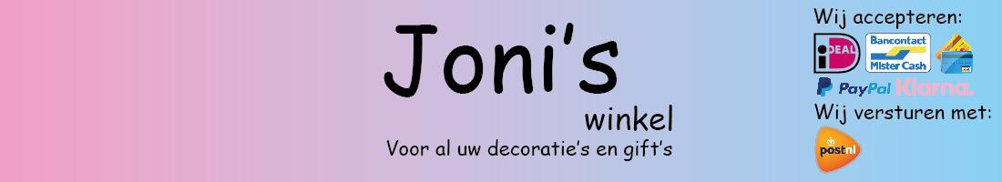 Joni's winkel