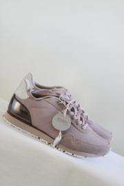 Woden - Lila suede sneakers - 41