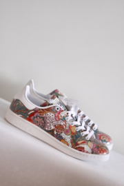 Adidas by Stan Smith - Gekleurde Art sneakers - Mt 38