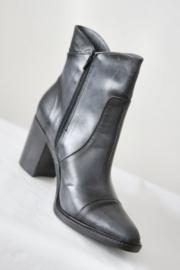 Donna Piu - Donkerblauw lederen boots - 37, 38, 39, 40 & 41