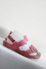 El Naturalista - Roze lederen sandalen - Mt 40