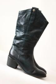 Pakros - Groen lederen boots - Mt 40