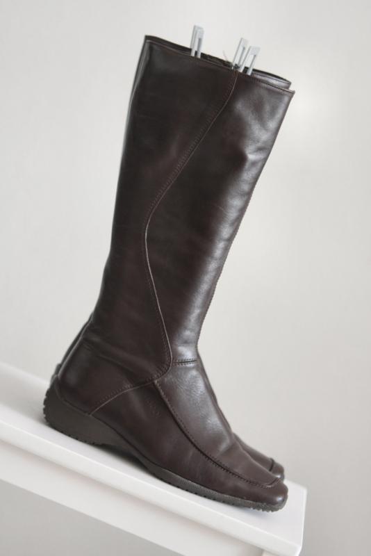 gabor bruine laarzen