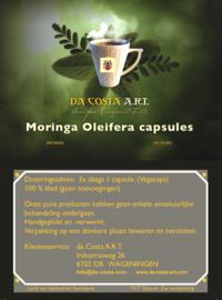 Moringa Vegetarische Capsules / 60 stuks