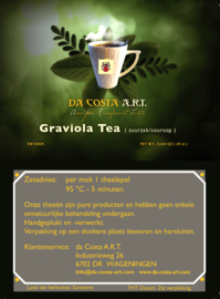 Zuurzak / Graviola thee  ( extra droog )
