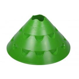 Groot groen hoedje TOPCOACH