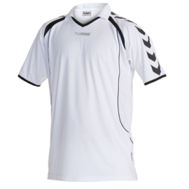 Hummel shirt wit Brasil