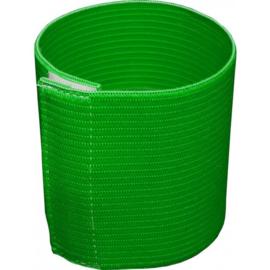 Groene aanvoerdersband