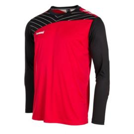 Rood keepersshirt Hummel Cult