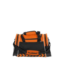Oranje Hummel Sheffield voetbaltas