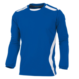 Blauw Hummel shirt lange mouw Club