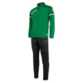 Stanno Prestige trainingspak groen met zwarte broek