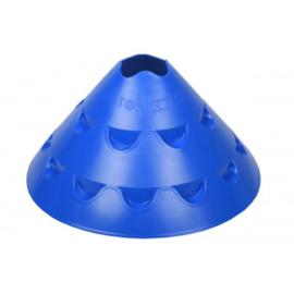 Groot blauw  hoedje TOPCOACH