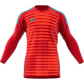 Keepershirt Adidas 2018 rood Adipro