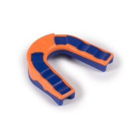 Oranje/ blauw bitje voor bescherming van je tanden