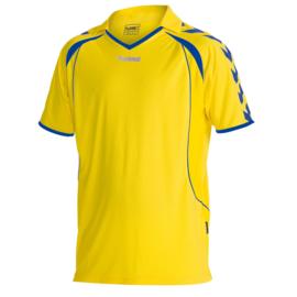 Hummel shirt geel Brasil