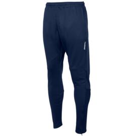 Blauwe slim fit trainingsbroek Hummel