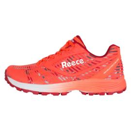 Rode Reece hockeyschoenen