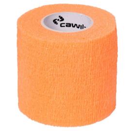 Oranje Elastische Preventie tape bij blessures