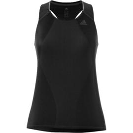 Adidas running shirt dames zwart