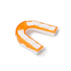 Wit / oranje bitje voor bescherming van je tanden