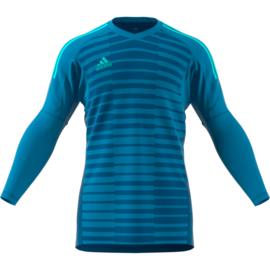 Keepershirt Adidas 2018 blauw Adipro