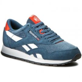 Blauwe Reebok schoenen