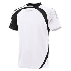 Hummel Odense wit shirt met korte mouwen