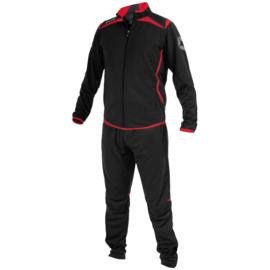 Stanno Forza trainingspak zwart rood