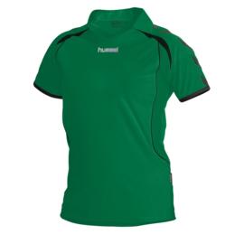 Hummel Brasil shirt ladies groen