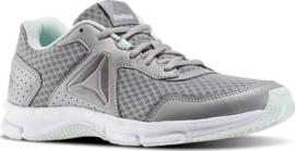 Grijze Reebok Express trainer dames running schoenen