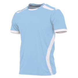 Hummel shirt lichtblauw Club