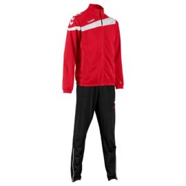 Hummel Elite Teamlijn trainingspak rood