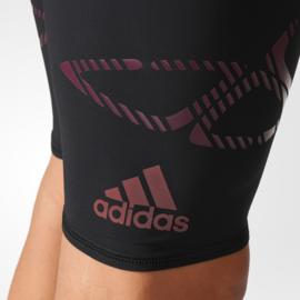 Hardloop broek Adidas zwart heren