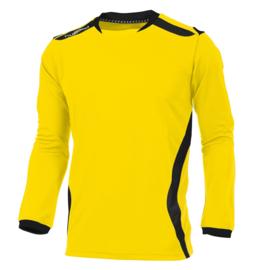 Geel Hummel shirt lange mouw Club