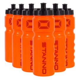 6 Oranje bidons