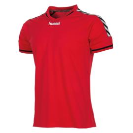 Hummel Authentic shirt rood
