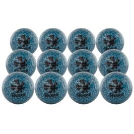 Reece blauwe Hockey glitterbal