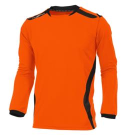 Oranje Hummel shirt lange mouw Club