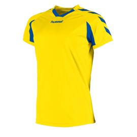 Hummel dames shirt geel Hummel Everton