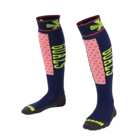 Blauwe Reece Louth hockey sokken