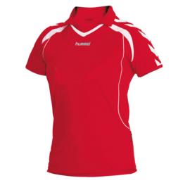 Hummel Brasil shirt ladies rood